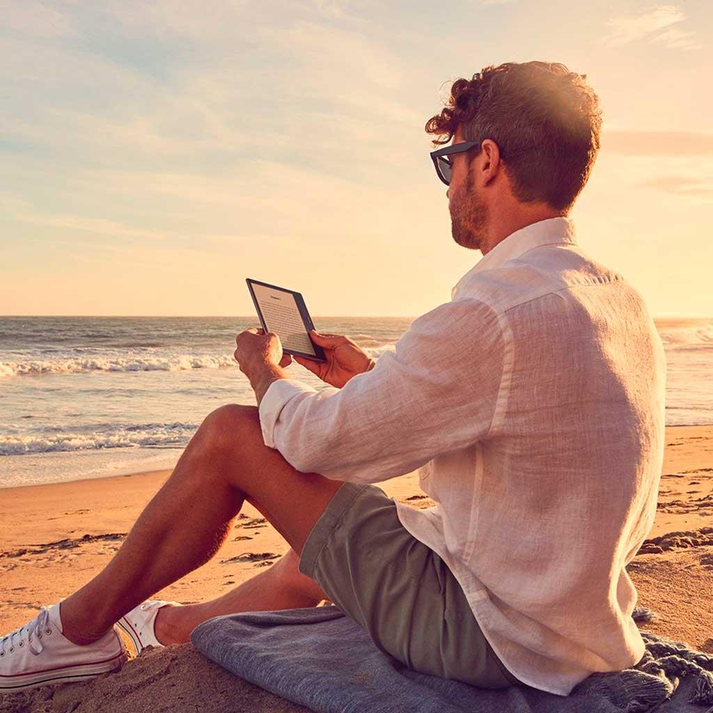 leitor de livro digitais e ebooks