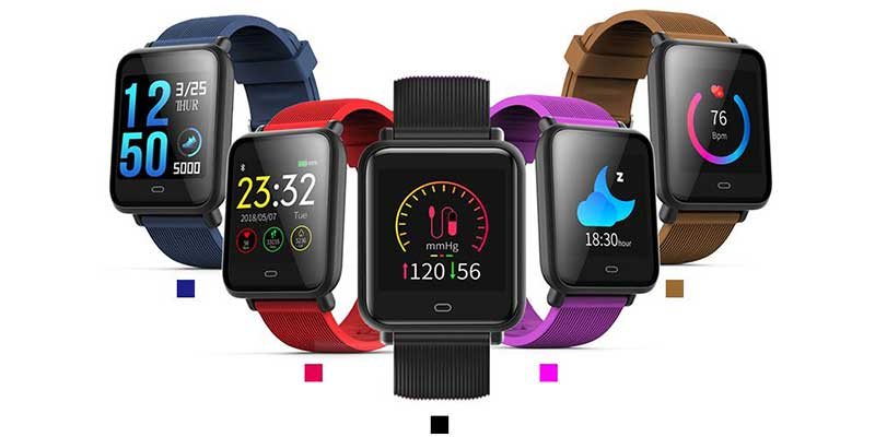 smartwatch chineses baratos