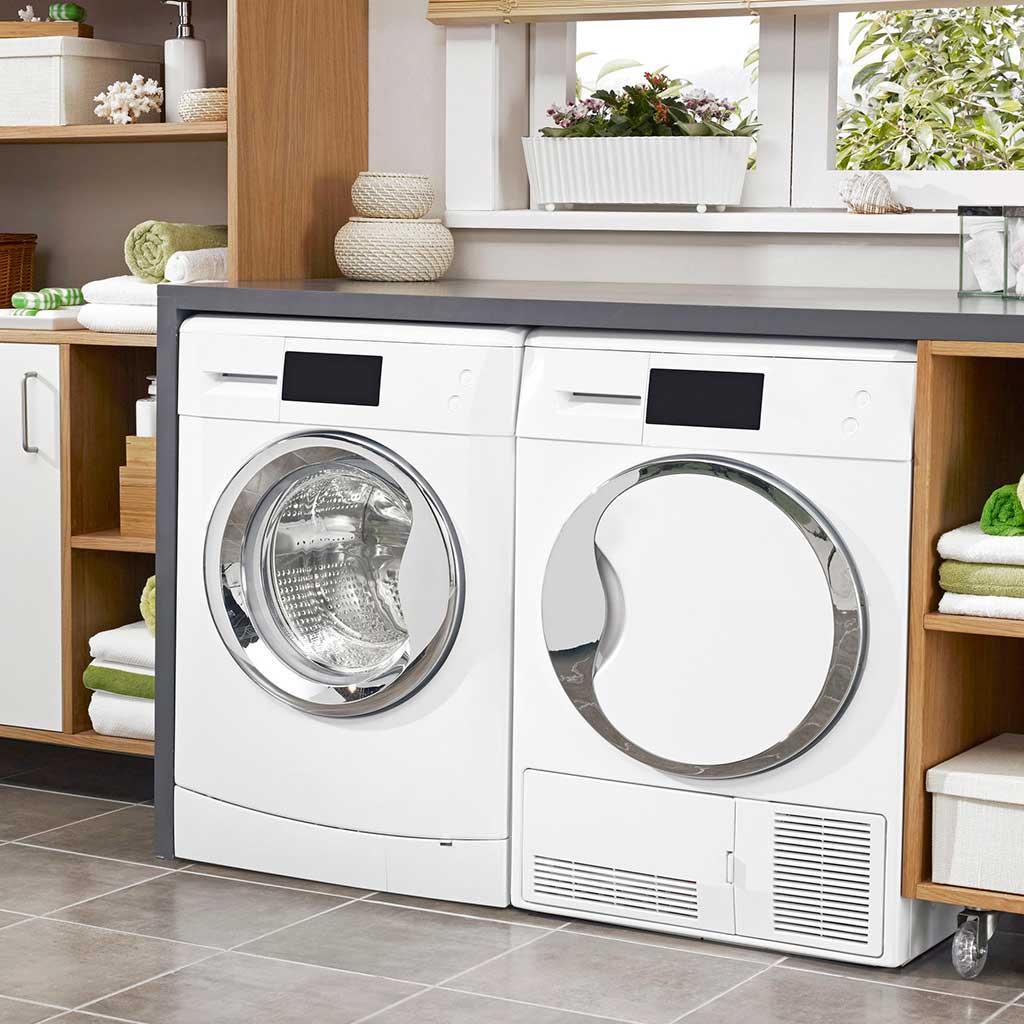 máquinas de lavar roupa lavanderia