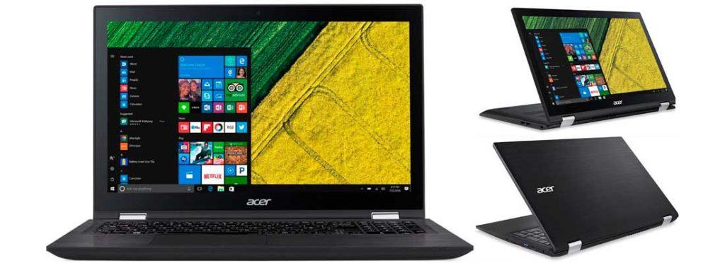 Acer Spin 3 (2 em 1)
