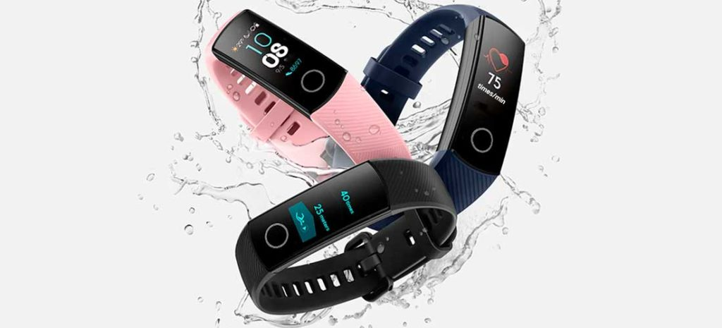 pulseira inteligente huawei honor band 4