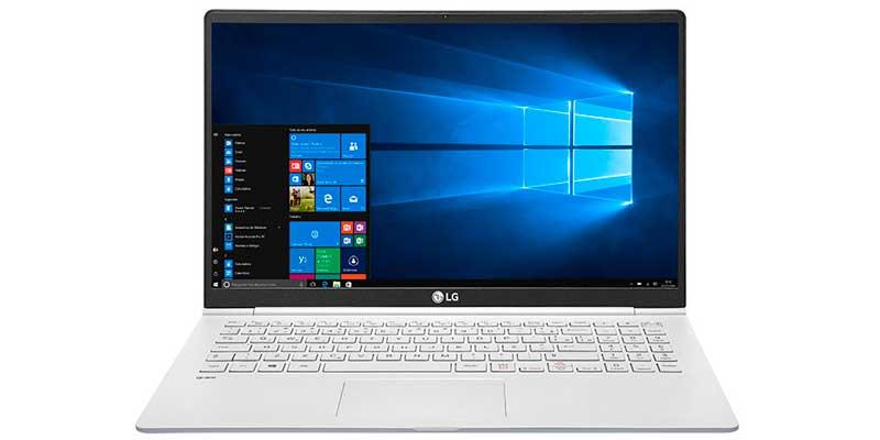 melhor notebook lg 2019 lg gram 15z980