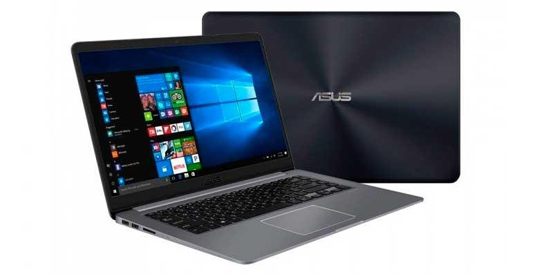 notebook Asus Vivobook modelo X510UR-BQ291T