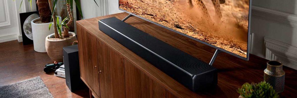 caixa de som para tv
