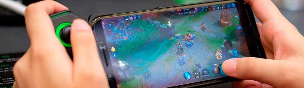 celulares para jogos custo beneficio