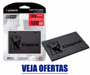 SSD 120 GB SATA Kingston A400