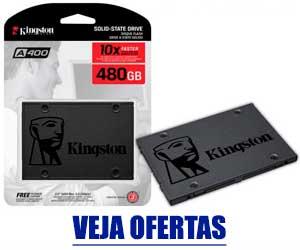 SSD Kingston SA400S37/480G 480GB